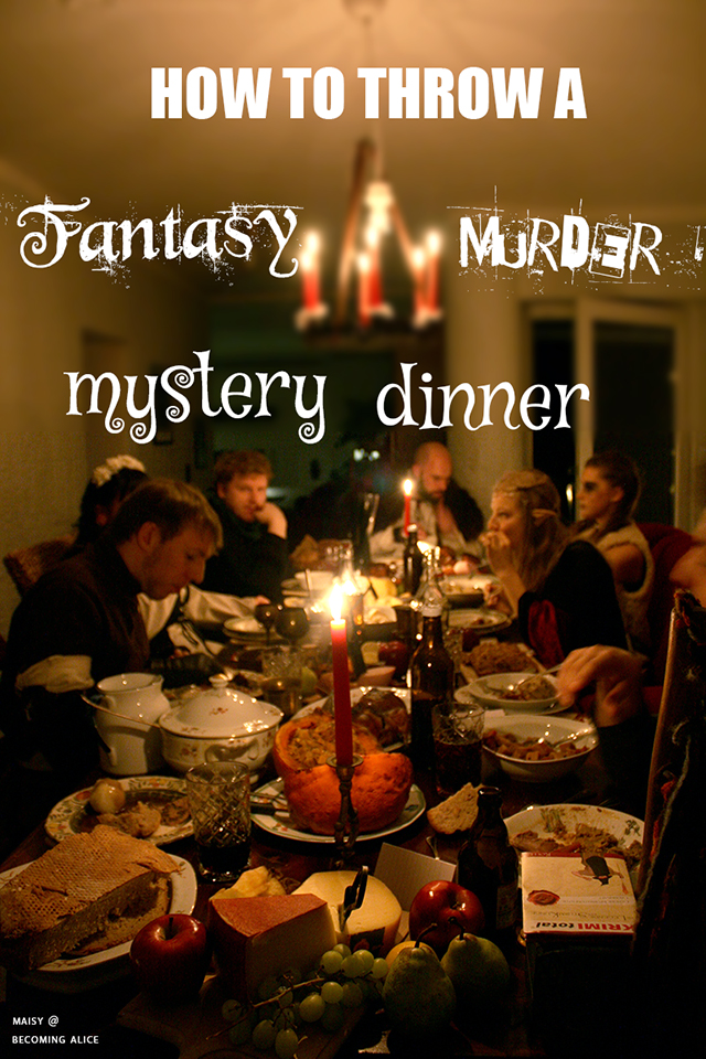 murder mystery, dinner, party, fantasy, nerd, hobby,