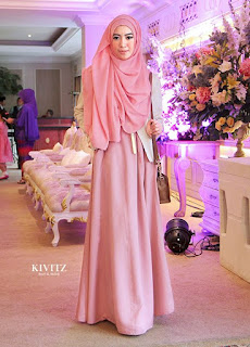 Dress Muslim Model Terbaru
