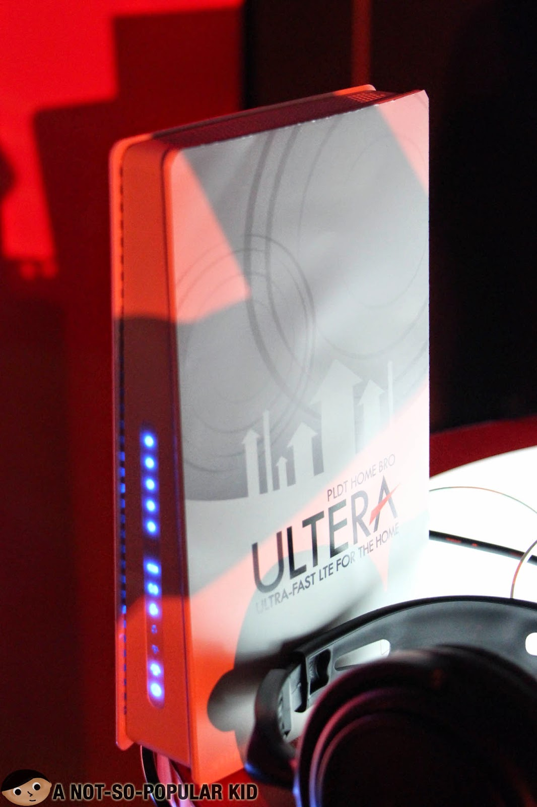 PLDT Ultera - LTE for Home