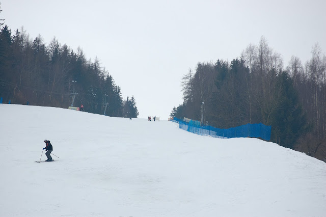 trasy narciarskie po Czeskiej stronie granicy