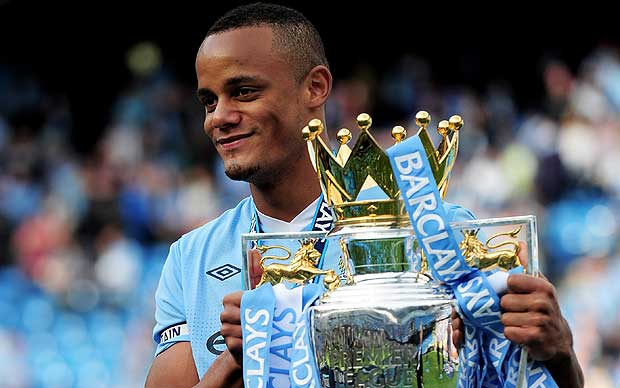 Vincent Kompany challenges Manchester City to create a dynasty after securing third Premier League title