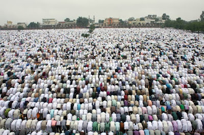 प्रतिमा: ईद की इबादत