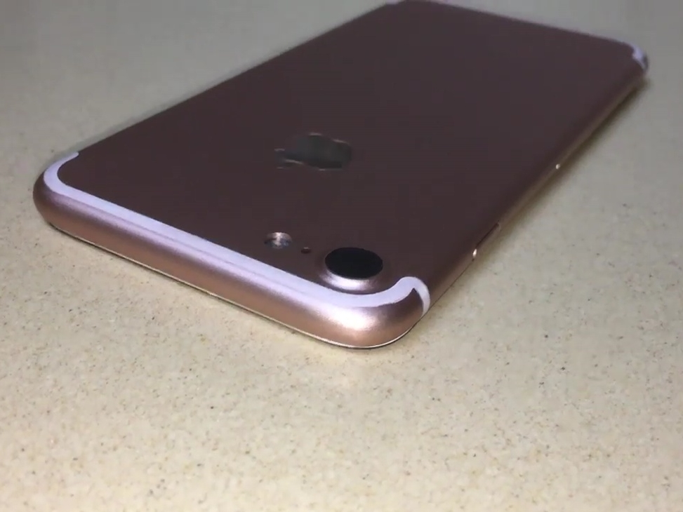Apples Upcoming Iphone 7 Images Has Been Leaked By A