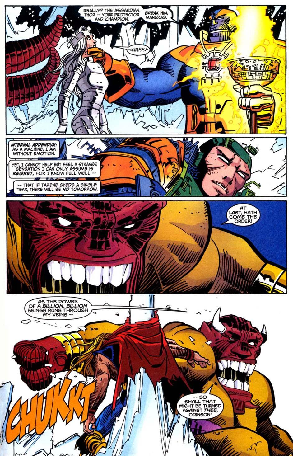 Thor (1998) Issue #25 #26 - English 4