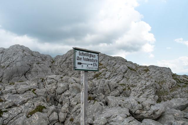 Dachstein Gletscherwanderung  Vom Dachsteingletscher nach Ramsau 07
