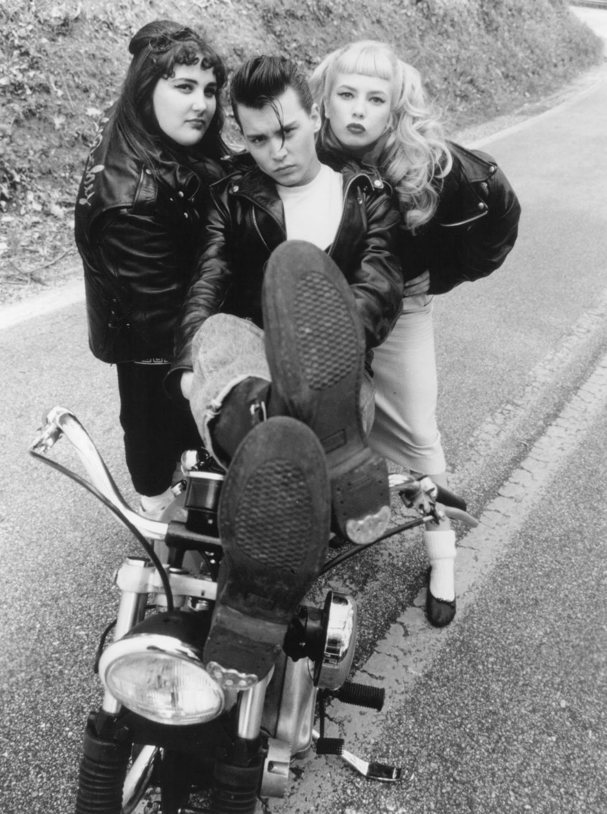 Pictures Of Johnny Depp As 1950s Teen Rebel Wade Cry Baby Walker Vintage Everyday