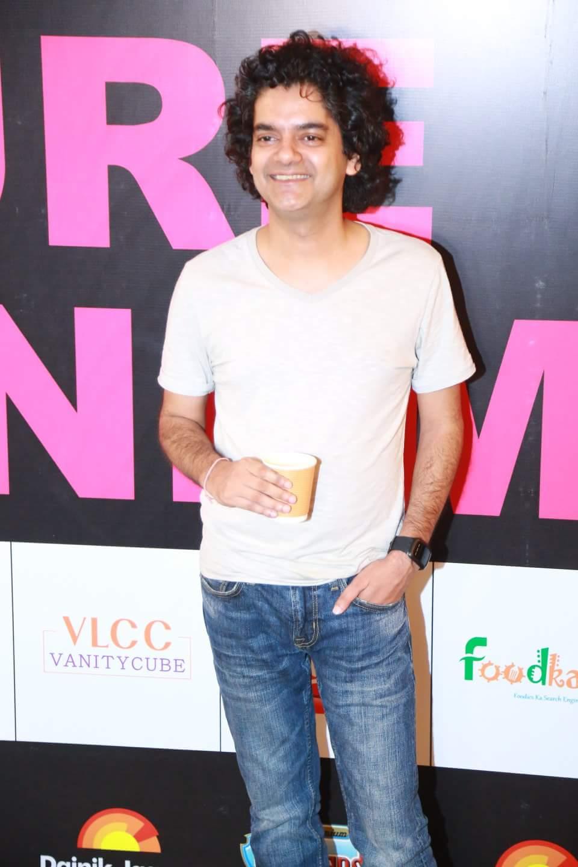 Mayank Shekhar at 9th Jagran Film Festival 2018   JFF
