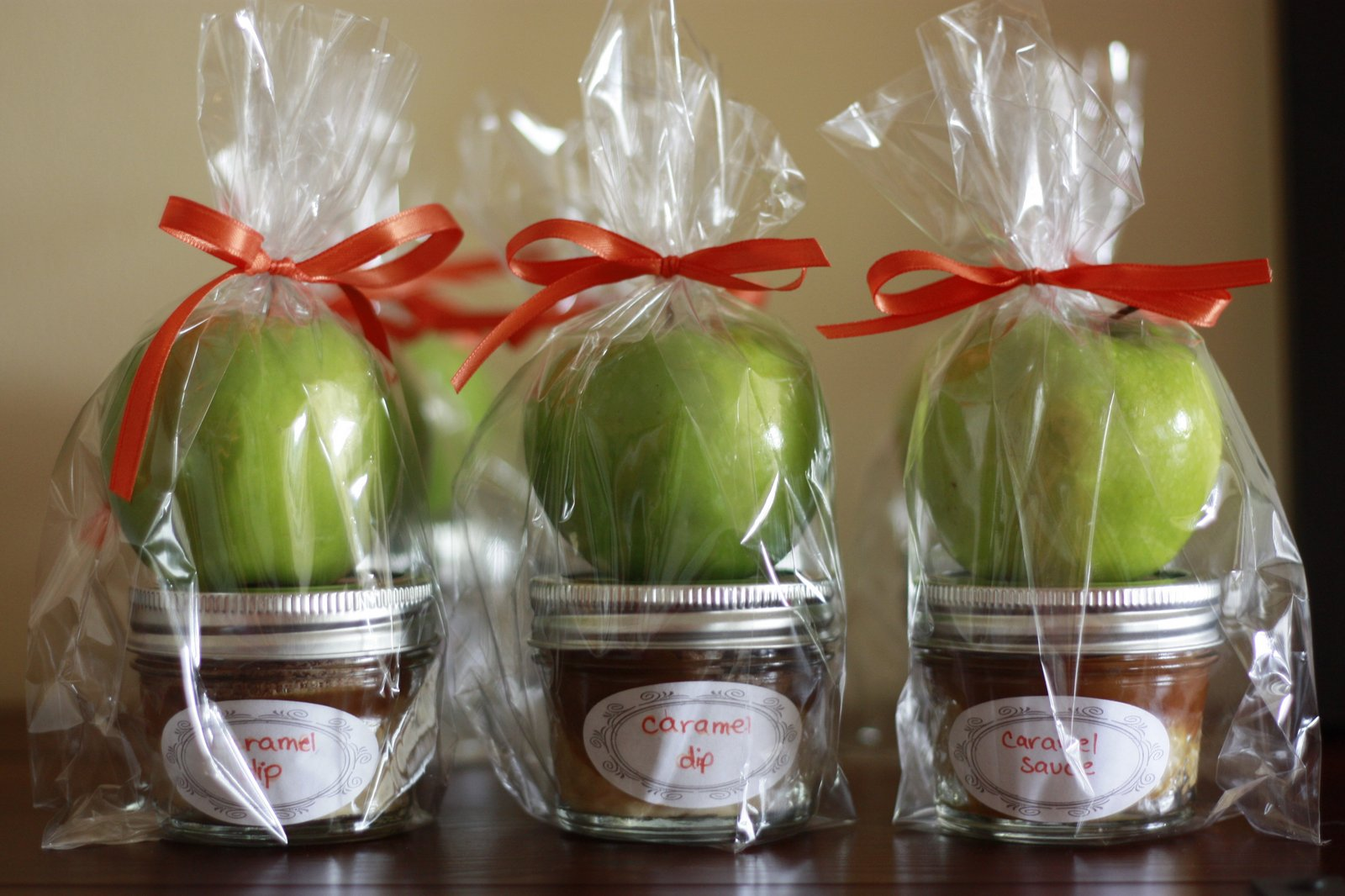 Autumn Themed Wedding Favors