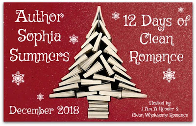 12 Days of Clean Romance – Sophia Summers- $25 #Giveaway and #Sale- NWoBS Blog