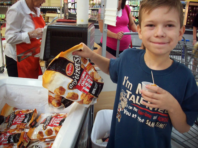 #ad shopping for Tyson Popcorn Chicken