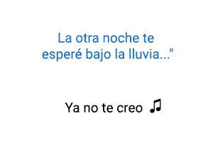 Karol G Ya No Te Creo significado de la canción.