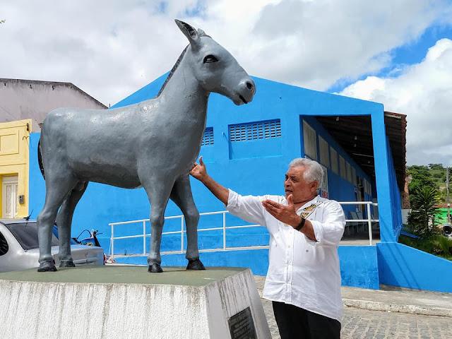 Oliveira de Panelas visita seu Município - Terra dos Cabanos - Terra do Festival Nacional de Jericos