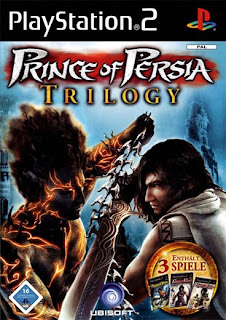 Prince of Persia: Trilogy 3 in 1 (PS2)