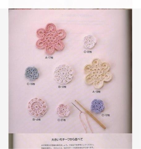 Figuras de flores