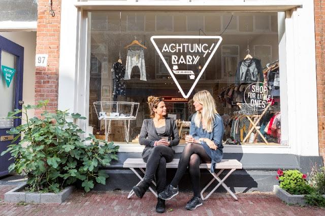 Achtung! Baby, Geshopt, Gewinkeld in Den Haag, Prins Hendrikstraat, tweedehands kinderkleding, tweedehands merkkleding,