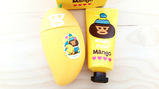 Tonymoly Magic Food Mango Hand Butter Special Edition Set