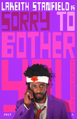 Sorry To Bother You 2018 DVD R1 NTSC Sub