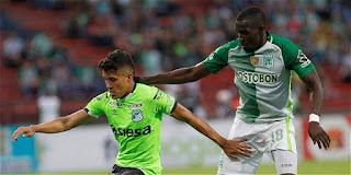 Atlético Nacional vs Deportivo Cali en Partido Final Apertura 2017 de Colombia