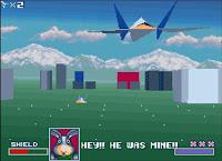 Videojuego Star Fox de Super Nintendo