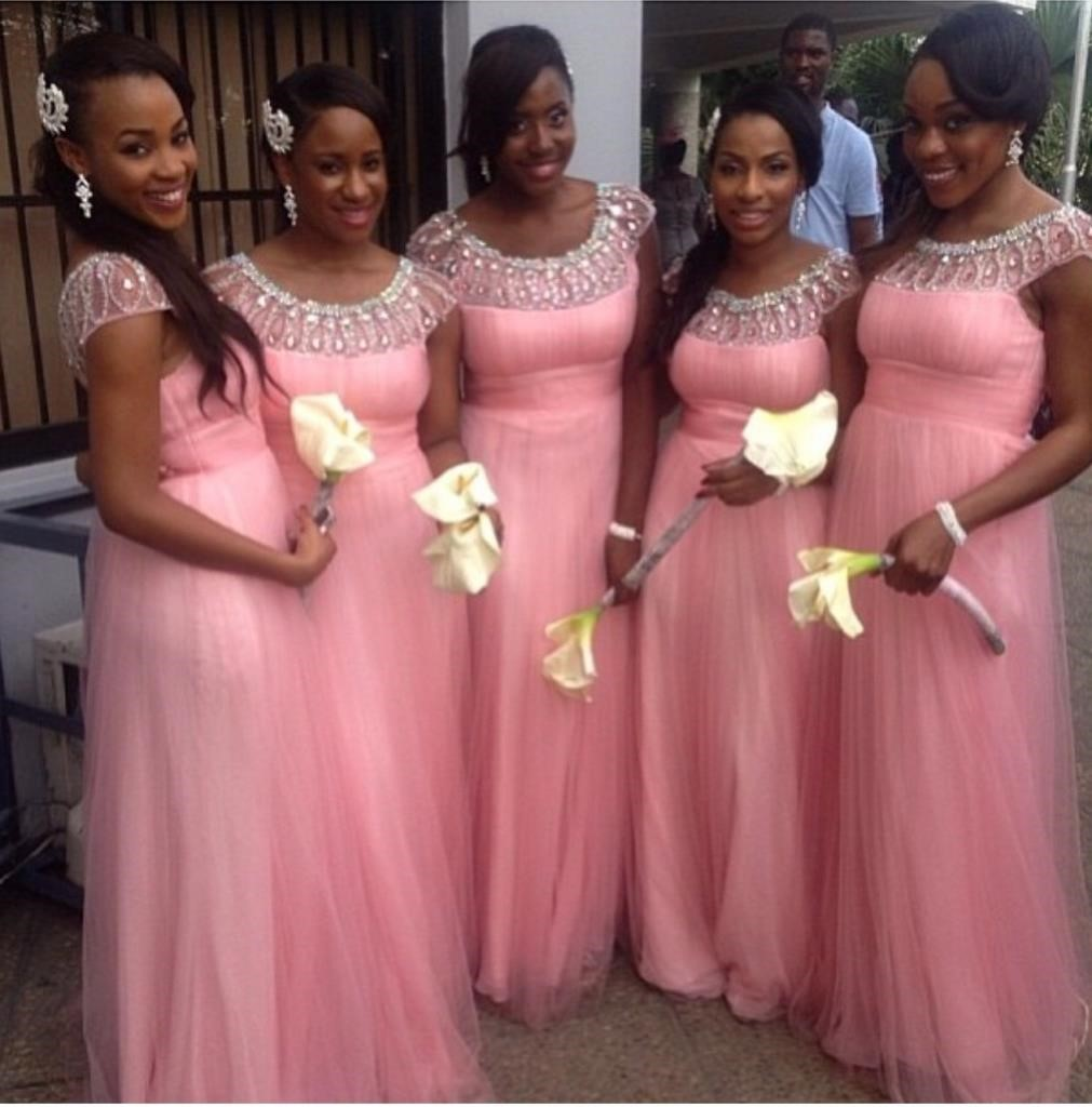 Bridesmaids Dresses From Nigeria African – Fashion design images