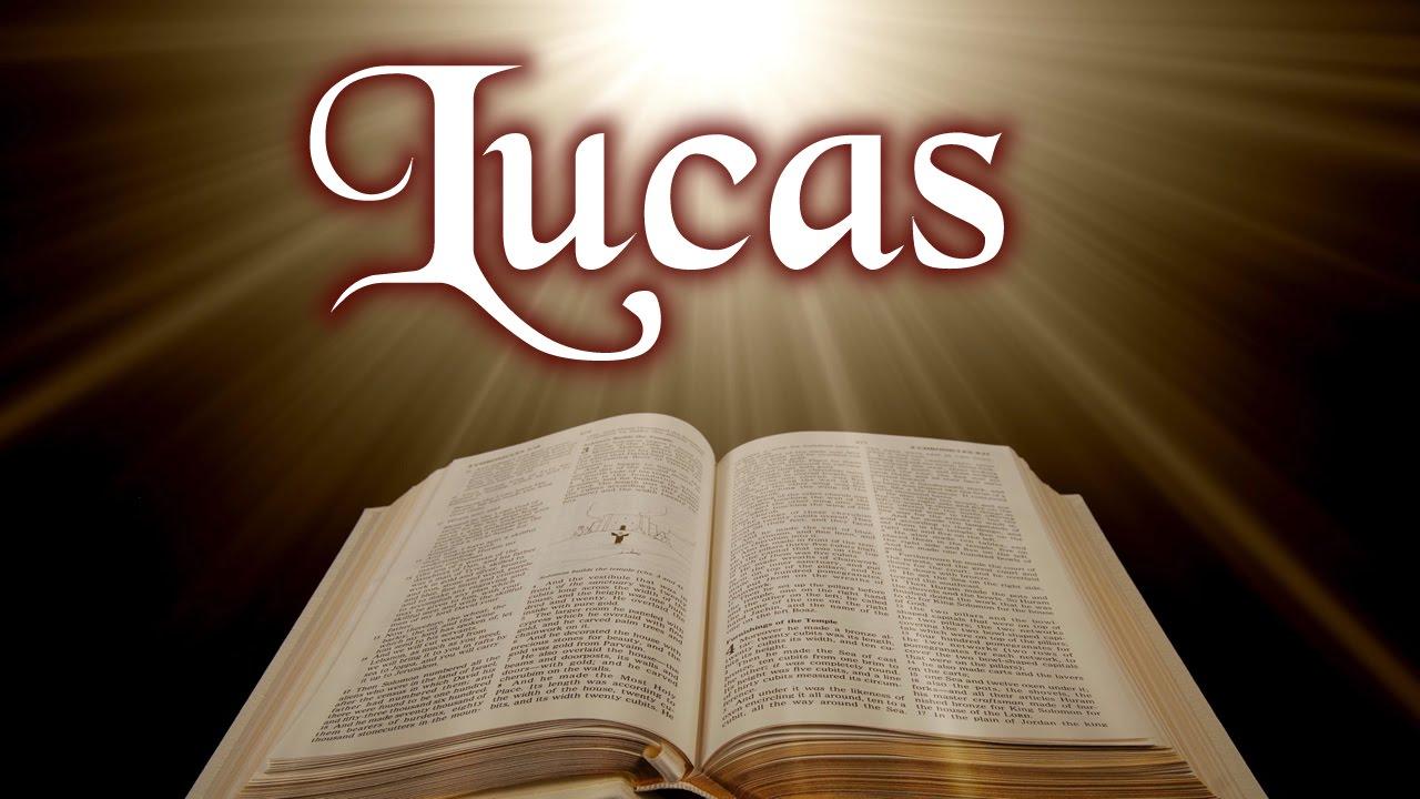 Compartiendo Biblia: Los Evangelios y sus autores (Lucas)