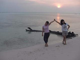 Paket Hemat 2H1M Pulau Tidung
