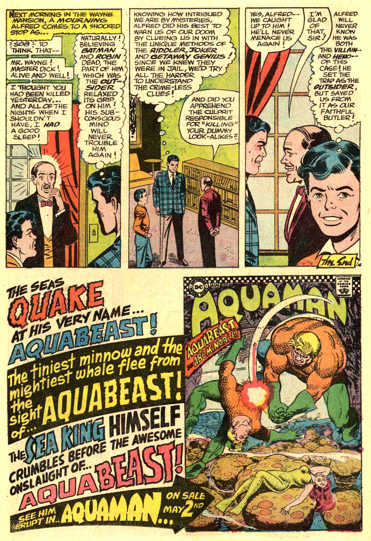 Detective Comics (1937) 364 Page 17