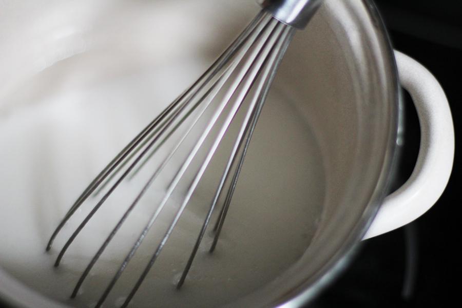 kokosmilch kochen backen
