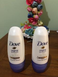 Review Dove Deodorant untuk Kulit Ketiak Lebih Cerah dan Halus