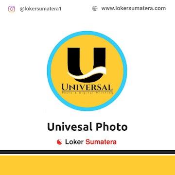 Lowongan Kerja Pekanbaru: Universal Photo Juni 2021