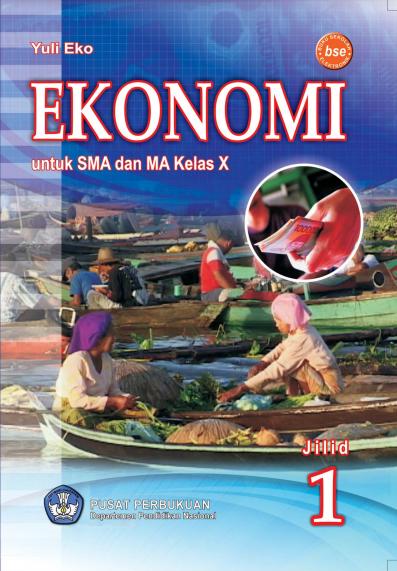 Download Buku Siswa KTSP SMA Kelas 10 Mata Pelajaran Ekonomi