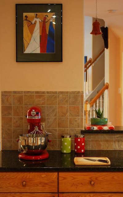 Tuscan Inspired Kitchen Design