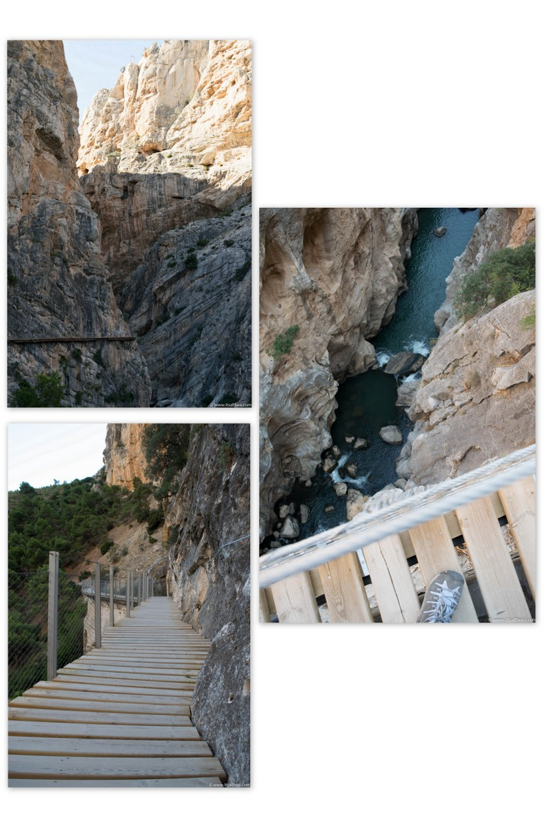 El Caminito Del Rey | Hiking Spain's Most Dangerous Hiking Trail