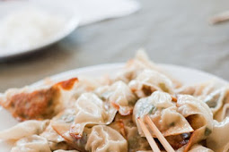 Nepalese Chicken Dumplings – Momos