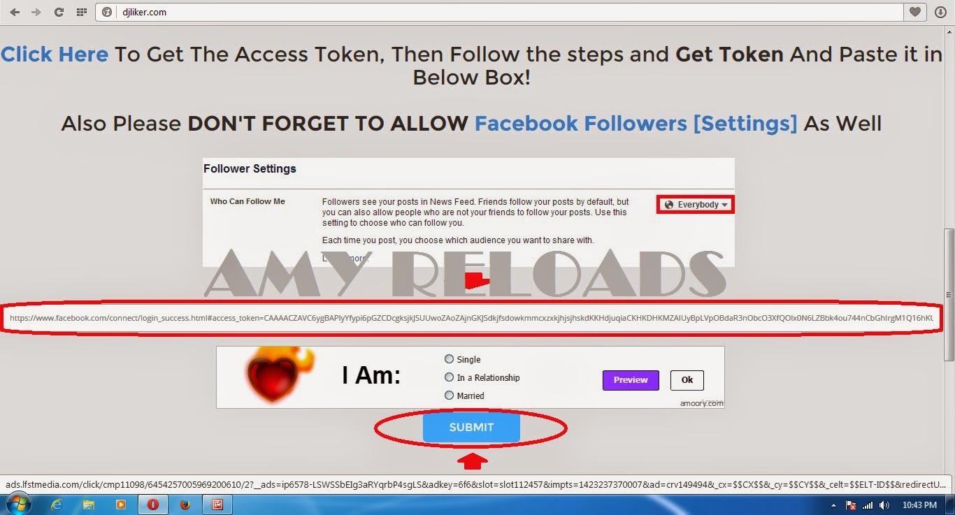 Auto like facebook no token terbaru - Dragonchain ico disney