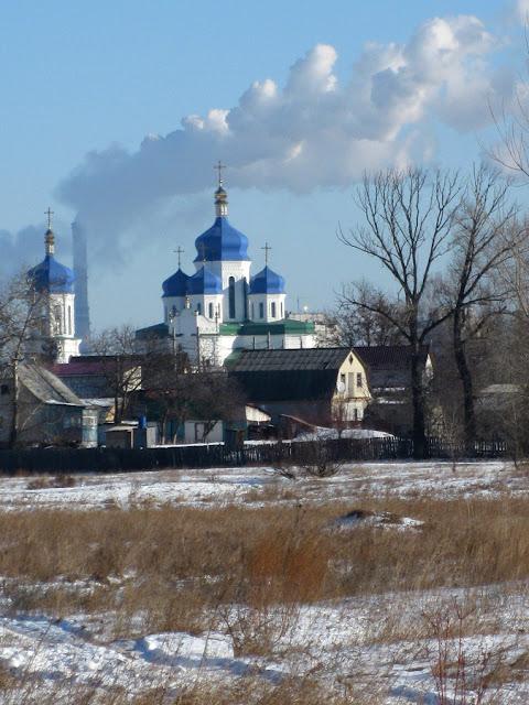 Свято-Троицкий храм на Троещине