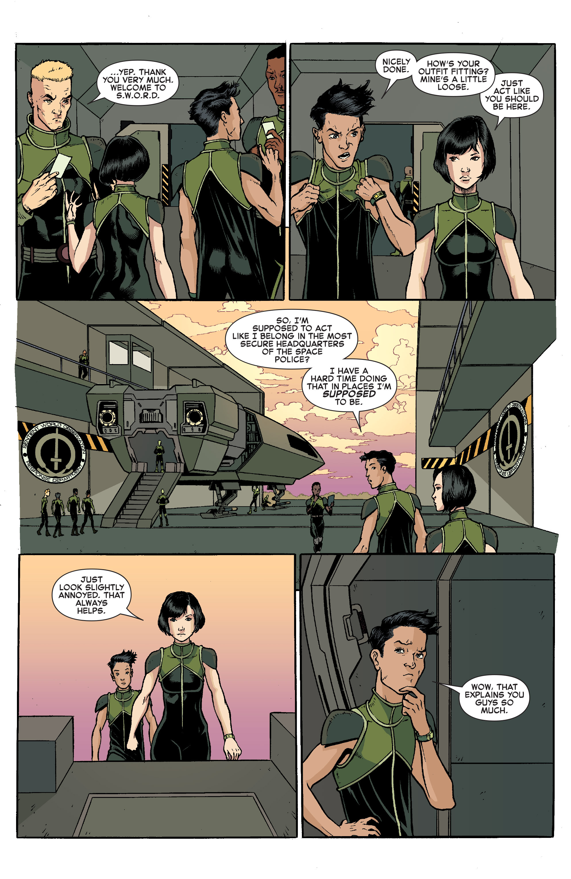 Read online Uncanny X-Men (2013) comic -  Issue # _Special 1 - 23