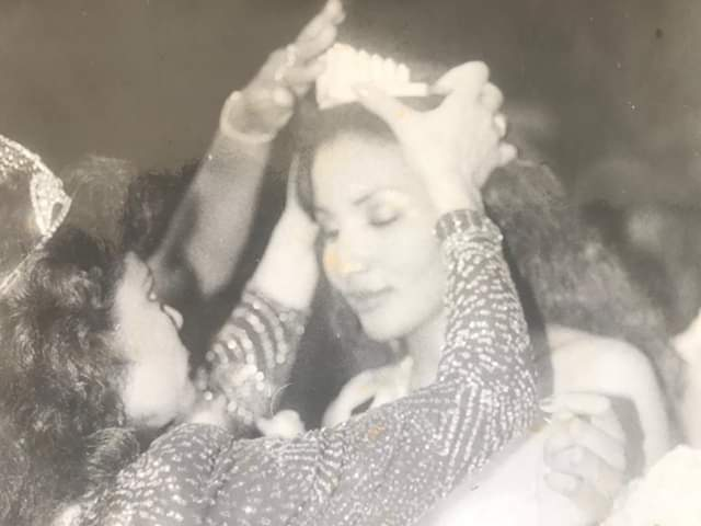 Bianca Ojukwu shares beautiful throwback photos as she marks 30 years since winning Most Beautiful Girl in Nigeria (MBGN) pageant