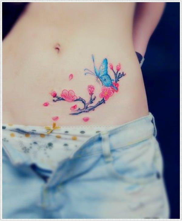 Tatouages féminins qui vont vous donner envie de vous faire tatouer