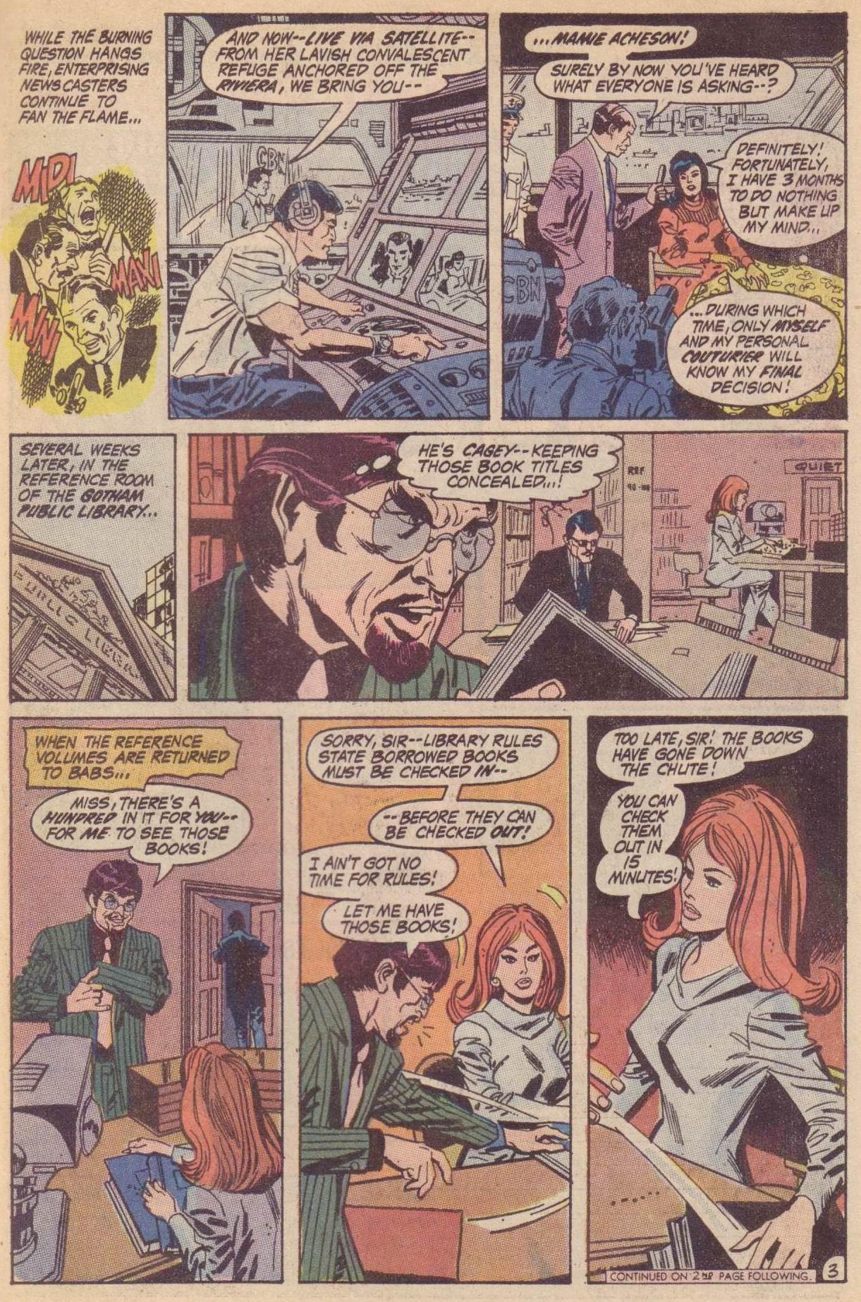 Detective Comics (1937) 410 Page 26