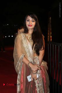 Vennela Stills in Lehenga Choli at Gemini TV Puraskaralu 2016 Event