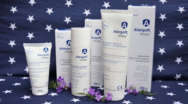 Allergoff atopy - opinia na temat nowej linii emolientów