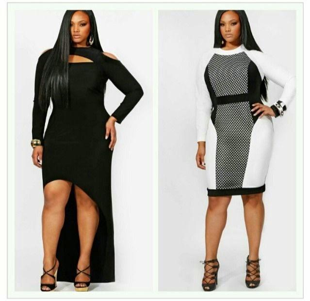 Stylish plus size clothes online