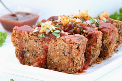Mexican Vegan Meatloaf Recipe