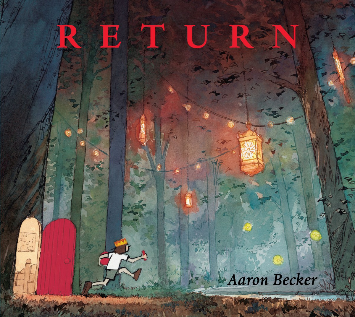 Book Cover Drawing Quest ~ Picture book party cover reveal return by aaron becker