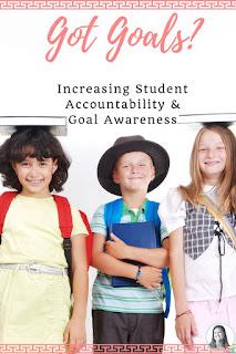 Increase Goal Awareness and Accountability