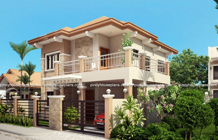 PHP 2015023 View03 700x450 - Download Interior Design For Small Two Storey House Gif