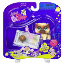 Littlest Pet Shop Collectible Pets Pug (#623) Pet