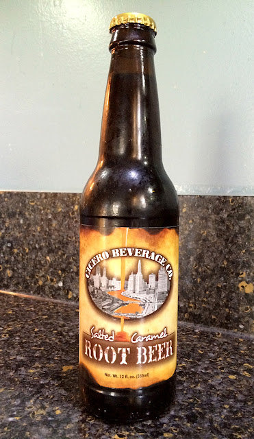 Cicero Beverage Co. Salted Caramel Root Beer