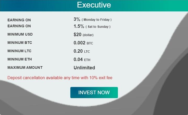 Инвестиционные планы Blockrb Limited